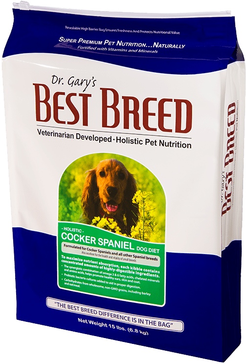 Cocker Spaniel Dog Diet