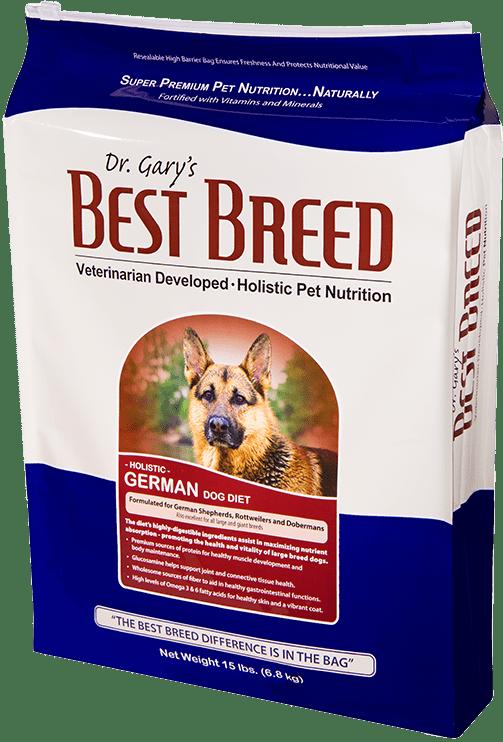 German Dog Diet