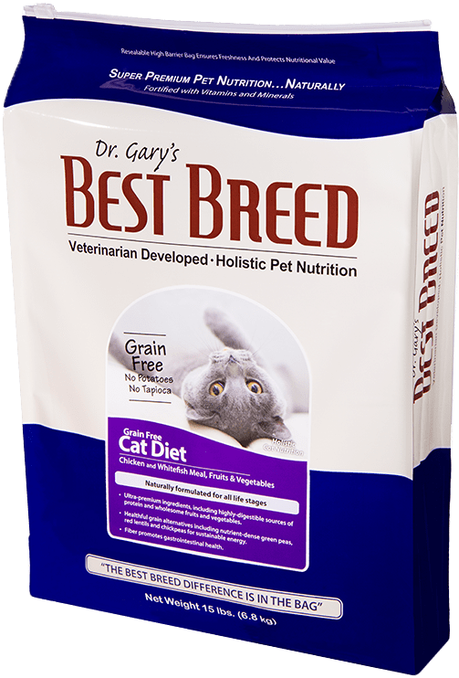 Grain Free Cat Diet