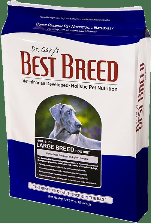 Large Breed Dog Recipe