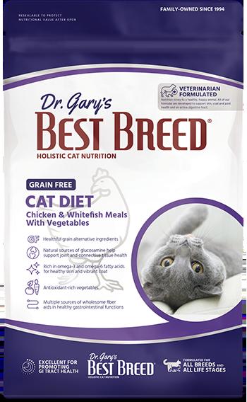 Grain Free Cat Diet