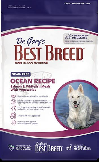 Grain Free Ocean Recipe