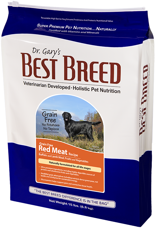 Grain Free Red Meat Recipe