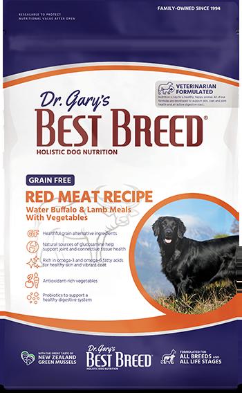 Grain Free Red Meat Recipe