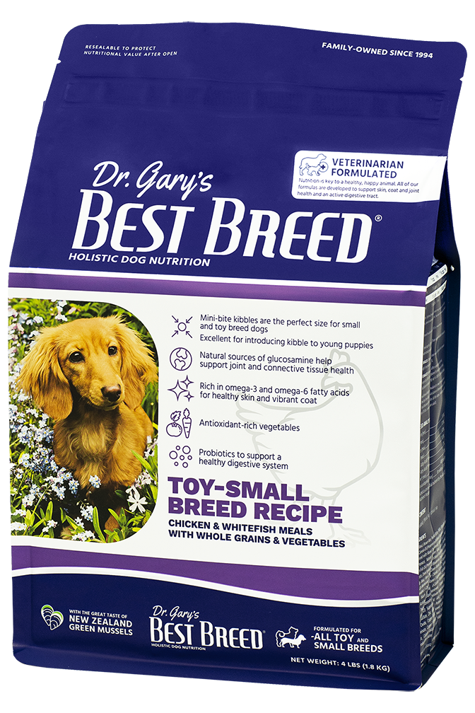 Toy-Small Breed Recipe