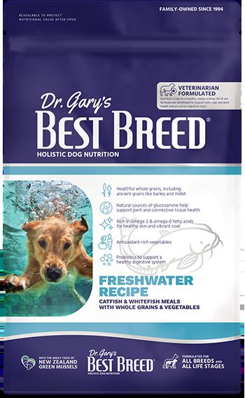 NEW Freshwater Recipe